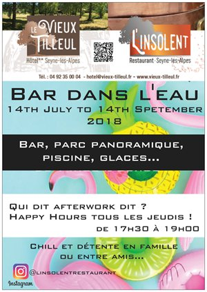 flyer bar dans leau p1